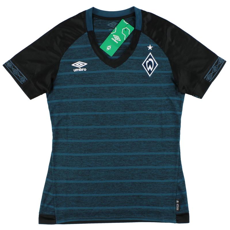 2018-19 Werder Bremen Away Shirt *w/tags* Women's 12 - 79159U