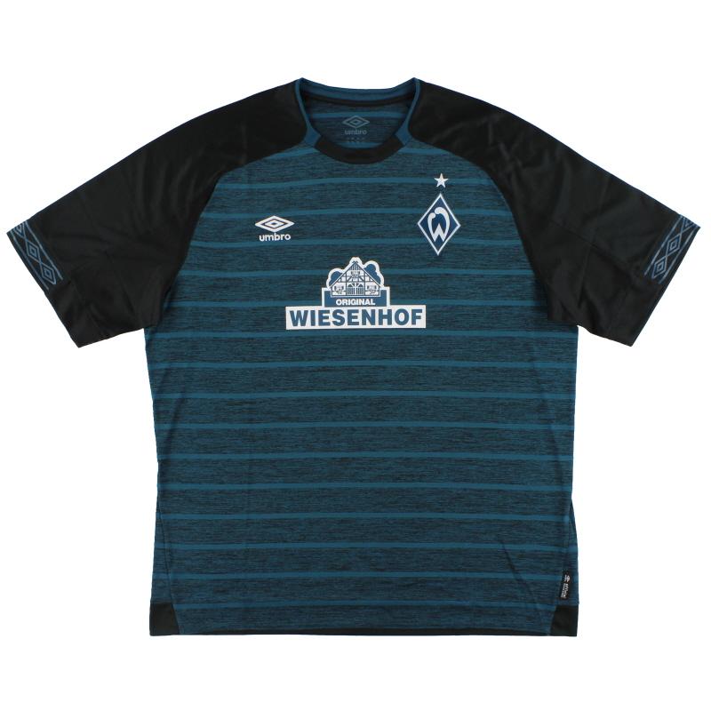 2018-19 Werder Bremen Away Shirt *As New* XXL