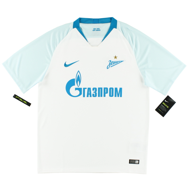 2018-19 Zenit St. Petersburg Away Shirt *w/tags*  - 919691-103