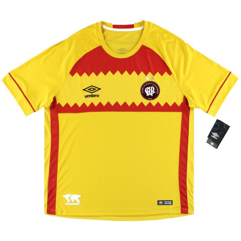 2018 Atletico Paranaense Umbro Away Shirt *BNIB* XL - 788889