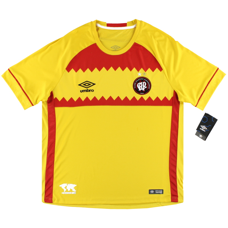 2018 Atletico Paranaense Umbro Away Shirt *BNIB* XXL - 788889
