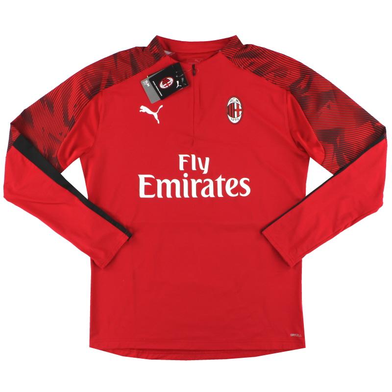 2019-20 AC Milan Puma 1/4 Zip Training Top *BNIB* - 756142-01
