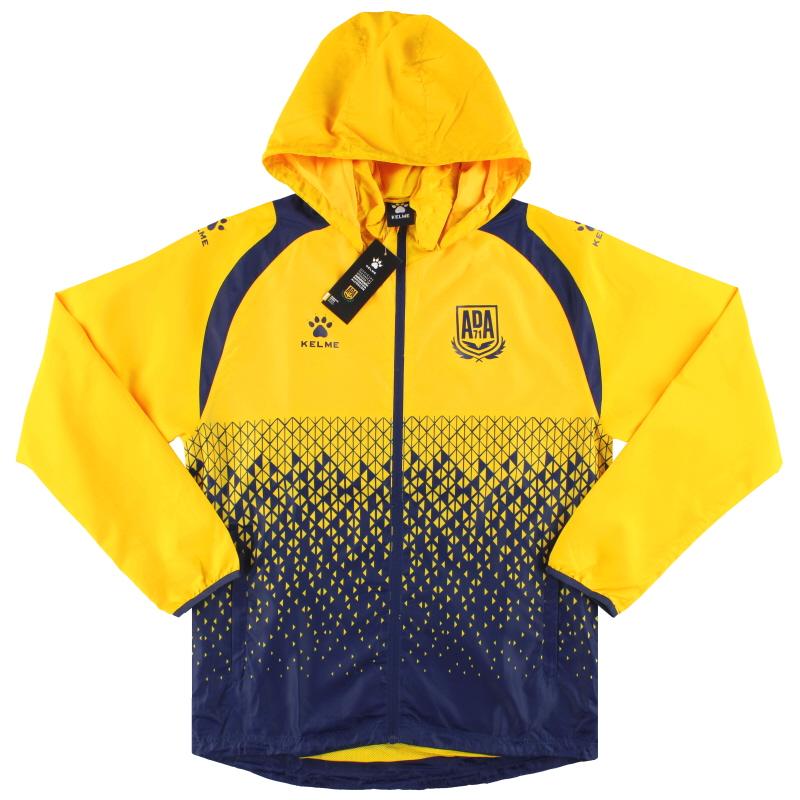 2019-20 AD Alcorcon Kelme Training Rain Jacket *w/tags* - 90268