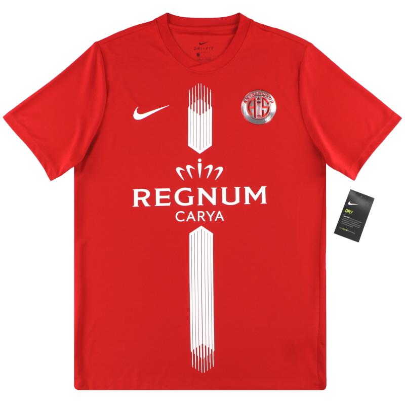 2019-20 Antalyaspor Nike Away Shirt *w/tags*  - 725891