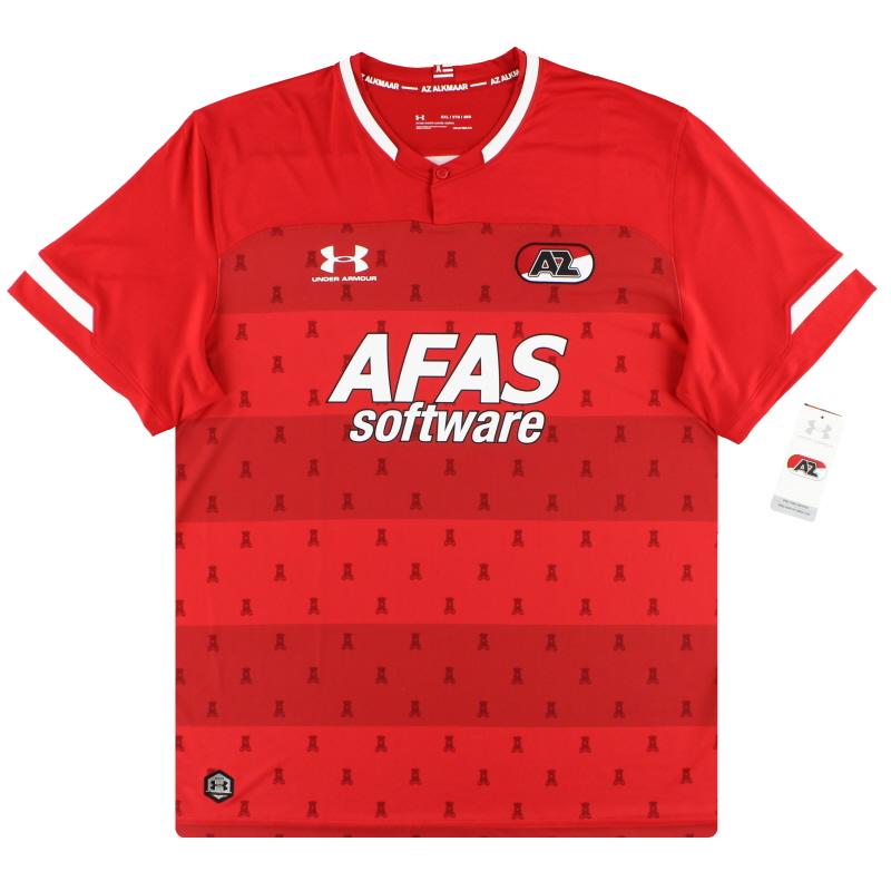2019-20 AZ Alkmaar Under Armour Home Shirt *w/tags* XXL - 1332309
