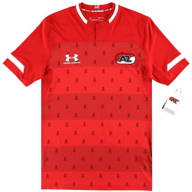 2019-20 AZ Alkmaar Under Armour Player Issue Home Shirt *w/tags* S - 1330013