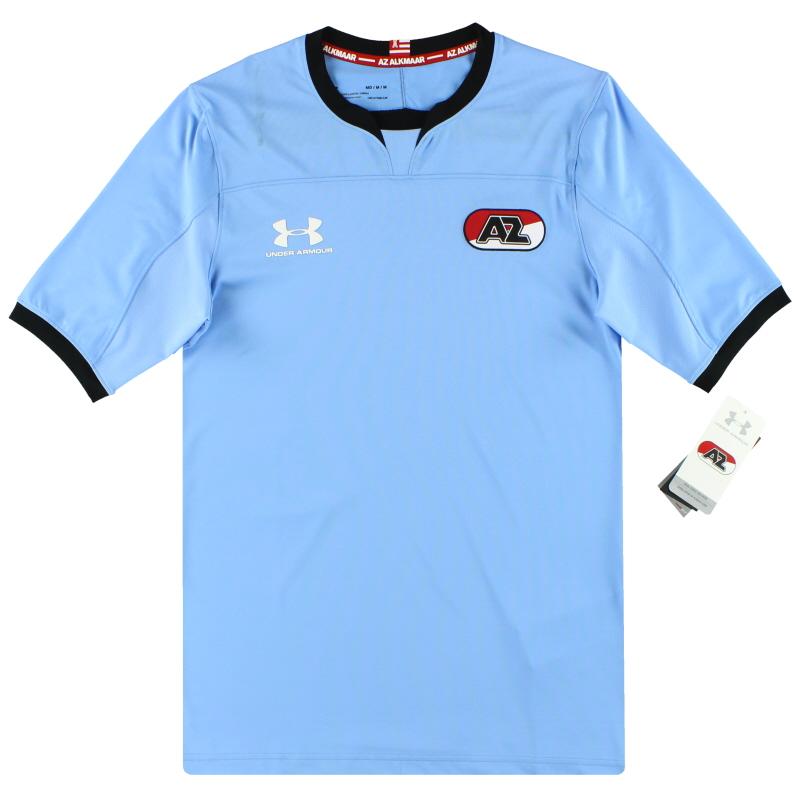 2019-20 AZ Alkmaar Under Armour Player Issue Goalkeeper Shirt *w/tags* M - 1332425