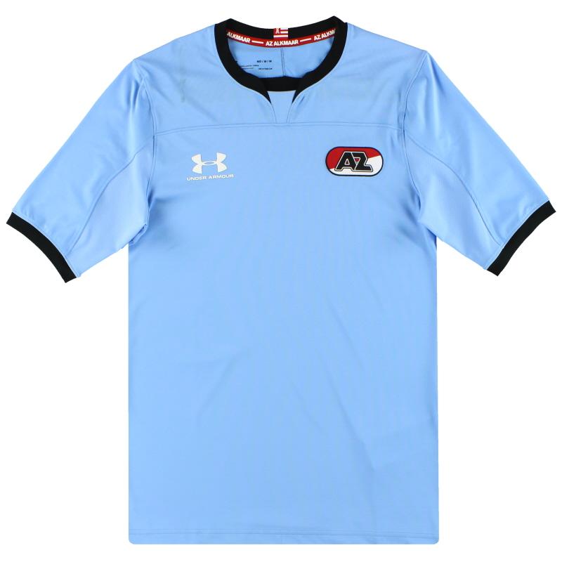 2019-20 AZ Alkmaar Under Armour Player Issue Goalkeeper Shirt *As New* L - 1332425