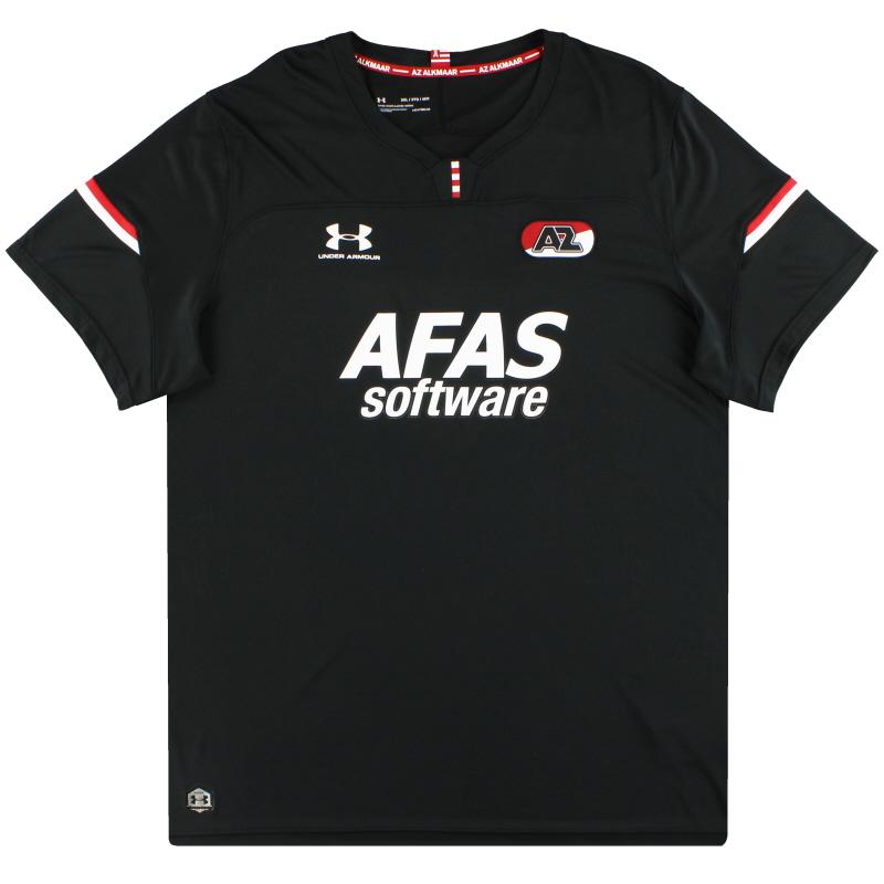 2019-20 AZ Alkmaar Under Armour Away Shirt *As New* XXXL - 1332310