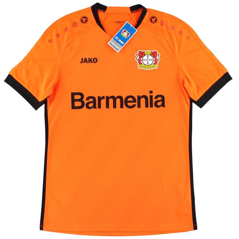 2019-20 Bayer Leverkusen Jako Goalkeeper Shirt *w/tags* XL - BA8919AP