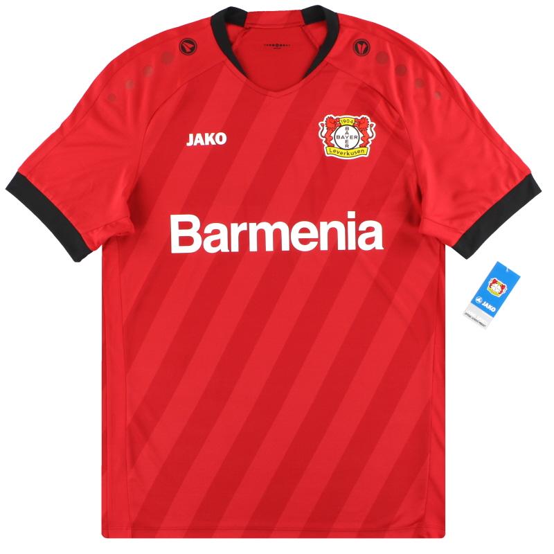 2019-20 Bayer Leverkusen Jako Home Shirt *w/tags* - BA4213H