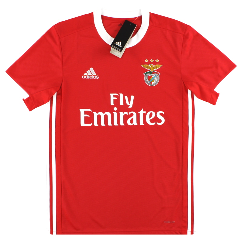 2019-20 Benfica adidas Home Shirt *BNIB* S - CL9671