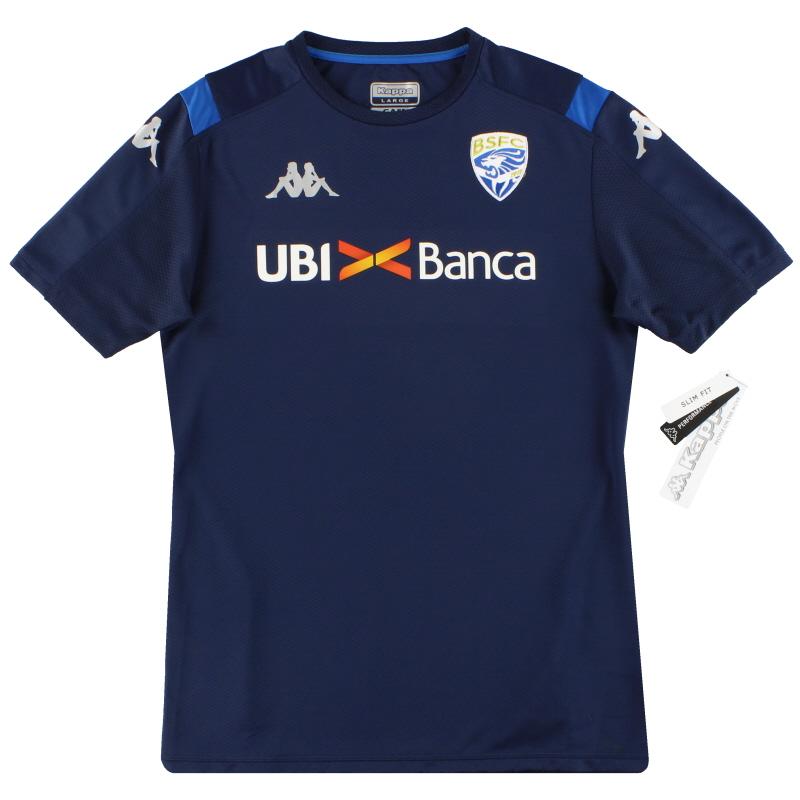2019-20 Brescia Kappa Training Shirt *w/tags* L - 304TF60