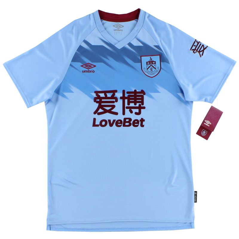 2019-20 Burnley Away Shirt *BNIB* - 91612U