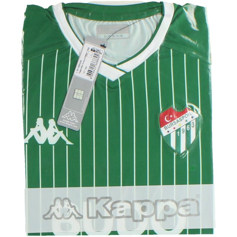 Bursaspor Kulübü Spieler Trikot 2019//20 Kappa Player Issue