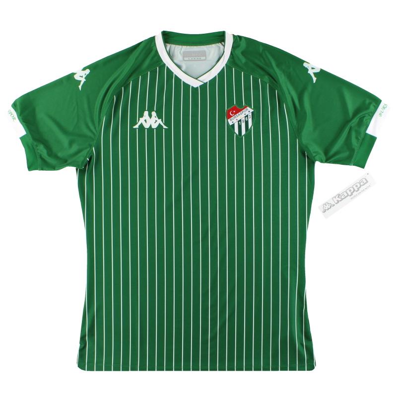 2019-20 Bursaspor Kappa Kombat Fourth Shirt *BNIB* L - 1-3113WUW