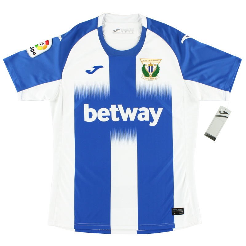 2019-20 C.D. Leganes Joma Home Shirt *w/tags* - LG.101011.19