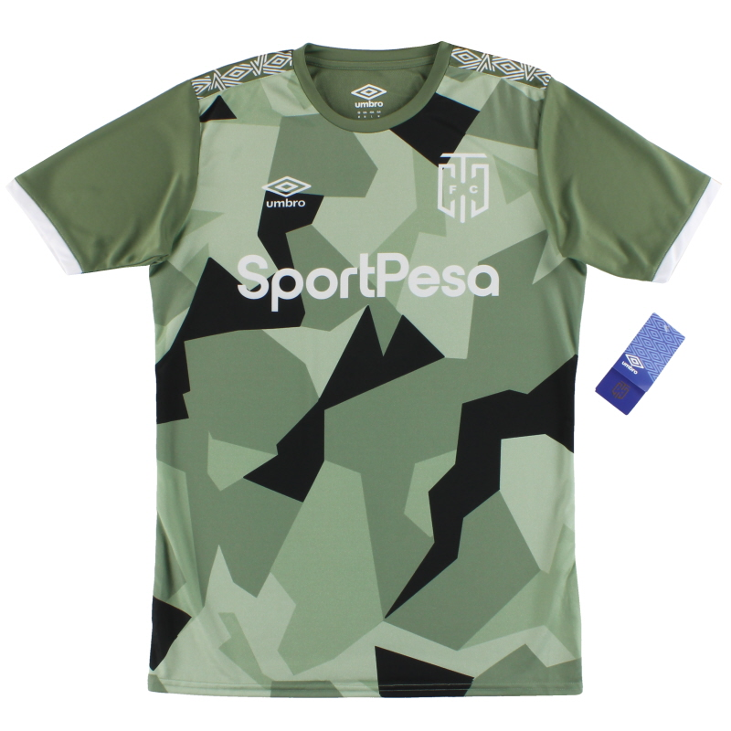 2019-20 Cape Town City Umbro Away Shirt *w/tags* XXL - CTFC014