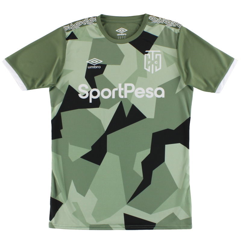 2019-20 Cape Town City Umbro Away Shirt *As New* M - CTFC014