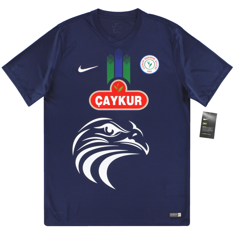 2019-20 Caykur Rizespor Nike Third Shirt *w/tags* XL - 725891-410
