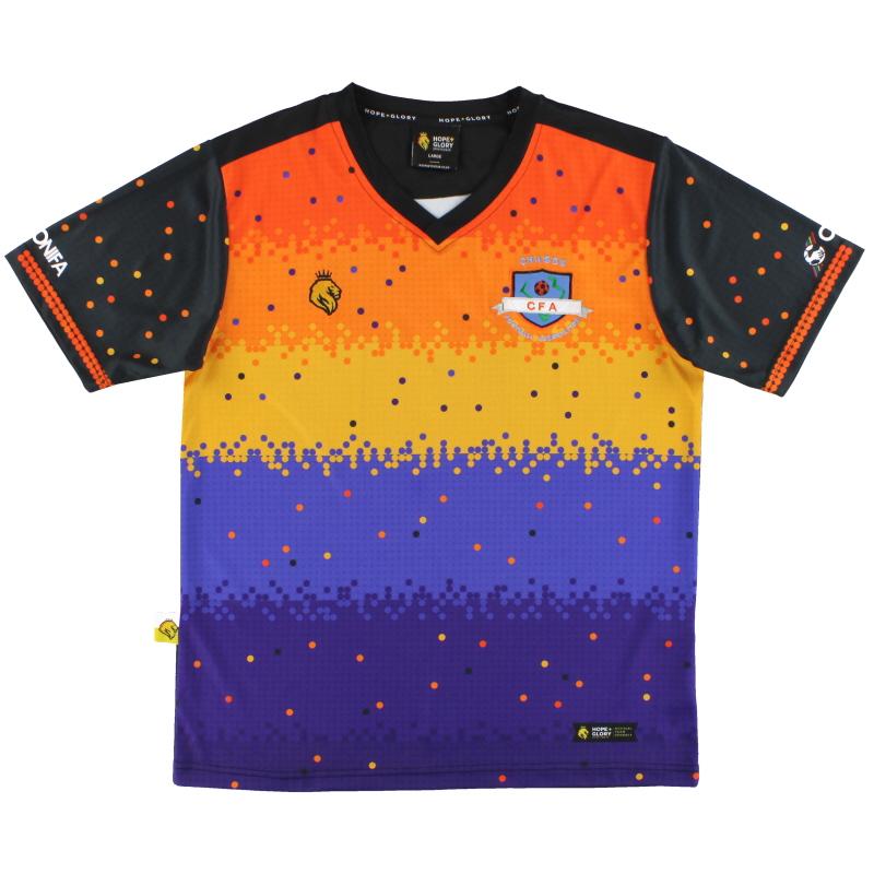 2019-20 Chagos Home Shirt *As New* L