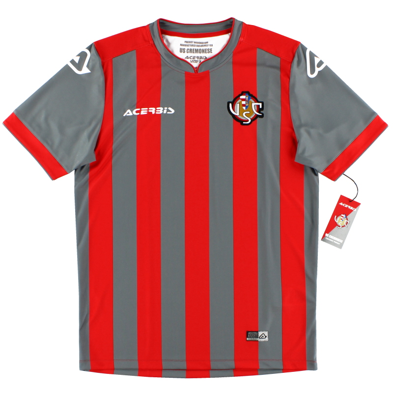 2019-20 Cremonese Home Shirt *BNIB* - 0910221.479.066