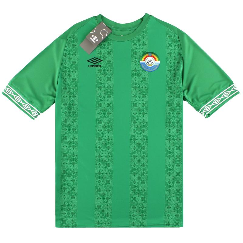 2019-20 Ethiopia Umbro Home Shirt *BNIB* - UUM1EFF01