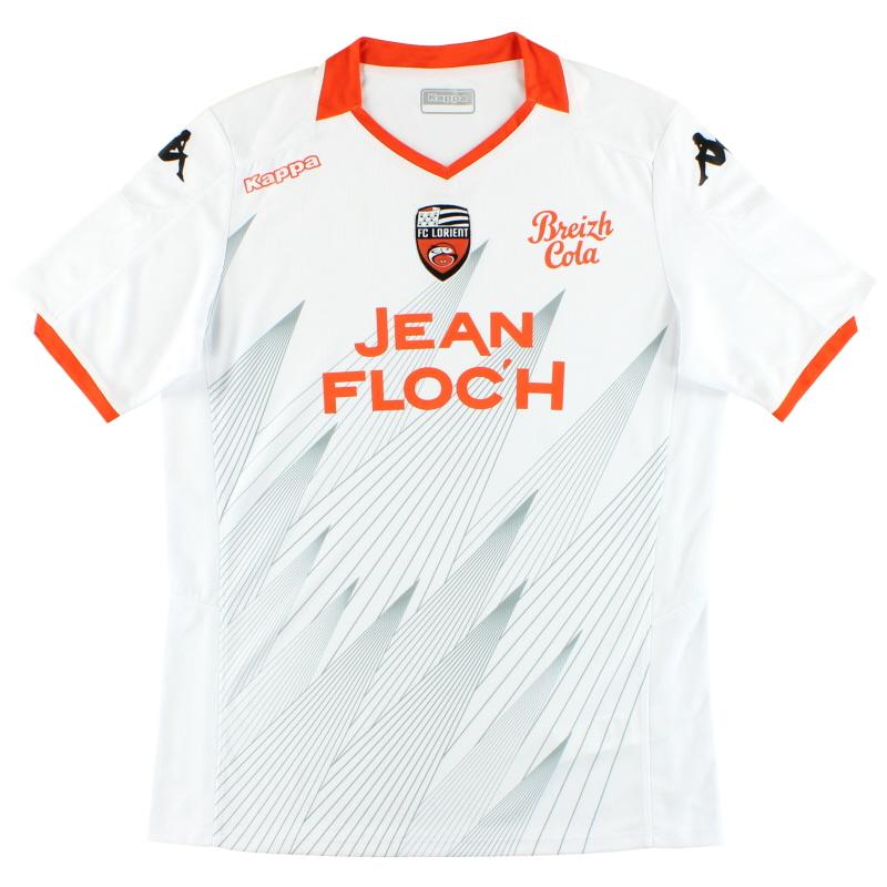 2019-20 FC Lorient Kappa Away Shirt *BNIB* XXXL