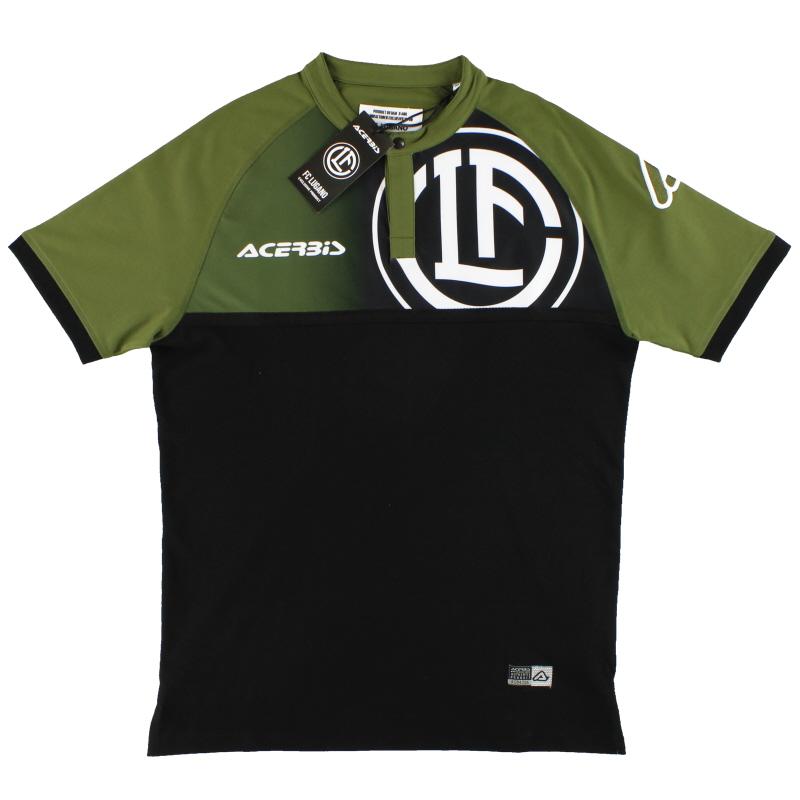 2019-20  FC Lugano Acerbis Polo Shirt *BNIB* - 0910216
