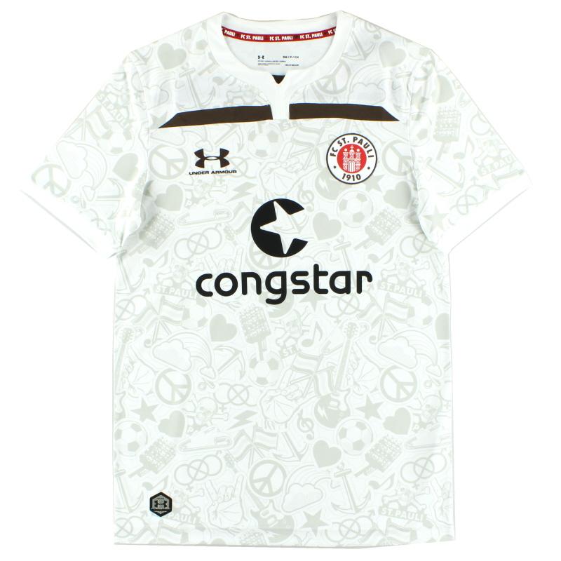 2019-20 FC St. Pauli Away Shirt *As New* - 1332347-105