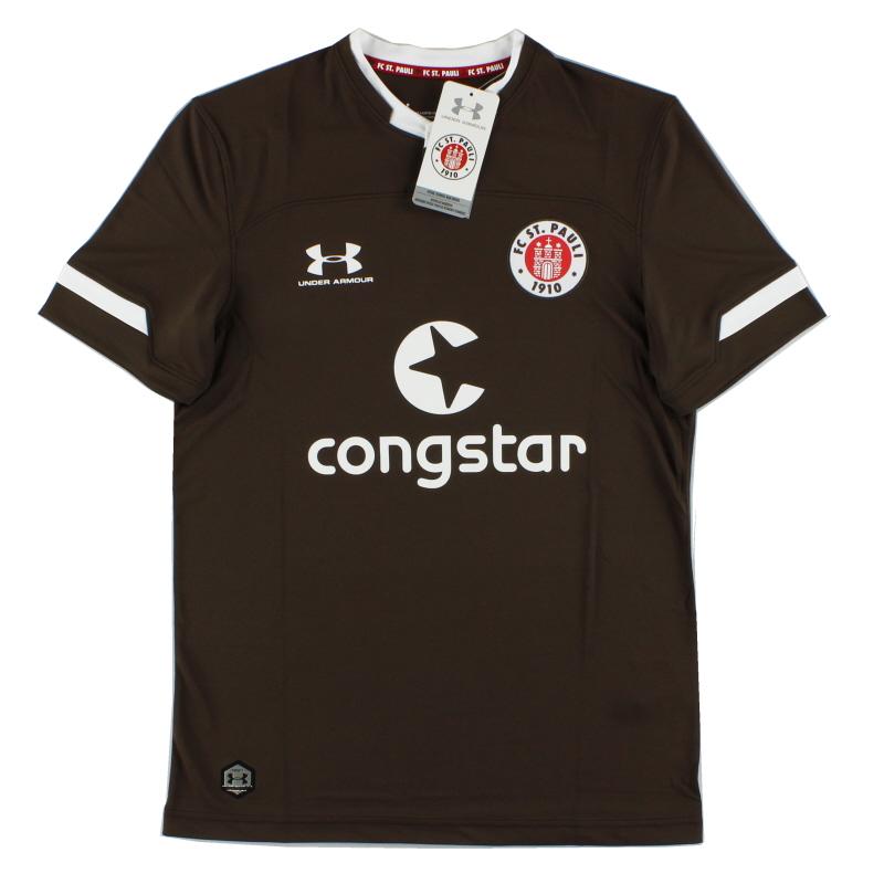 2019-20 FC St. Pauli Home Shirt *w/tags*  - 1332346