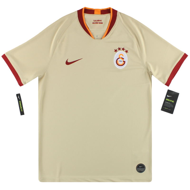 2019-20 Galatasaray Nike Away Shirt *w/tags* M - AJ5536-248