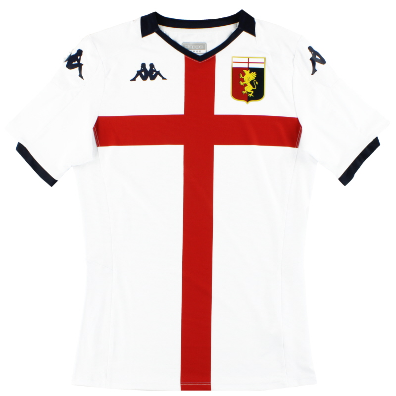 2019-20 Genoa Kappa Authentic Third Shirt *BNIB* L - 304TPB0