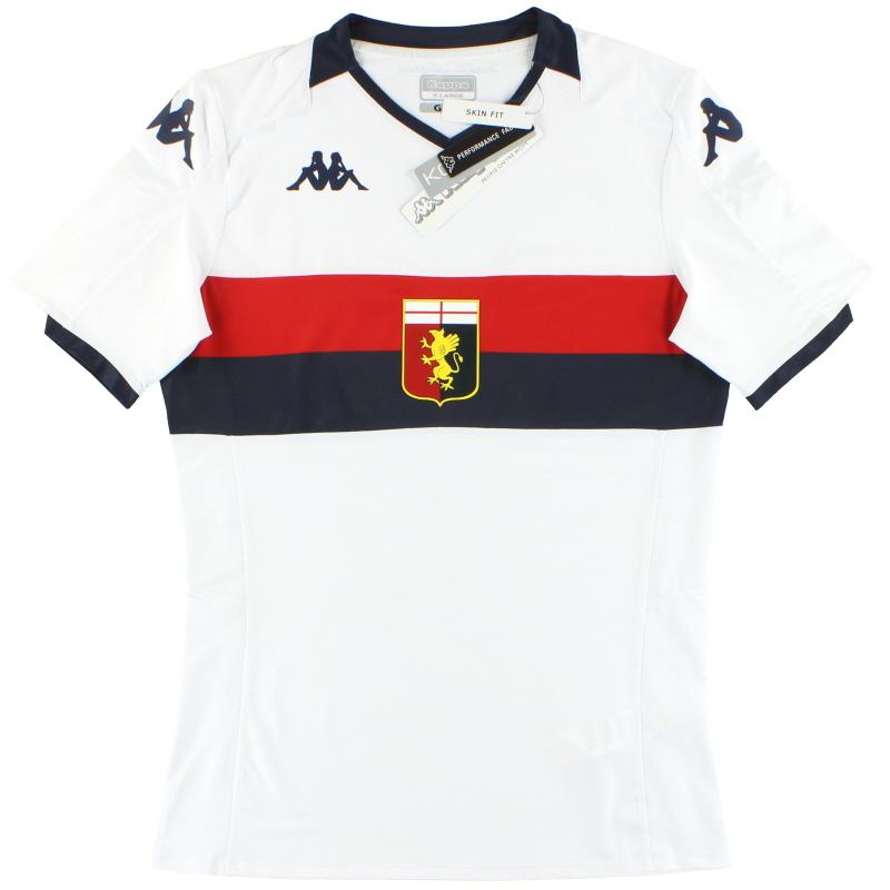 2019-20 Genoa Kappa Authentic Away Shirt *BNIB* XL - 3111L7W
