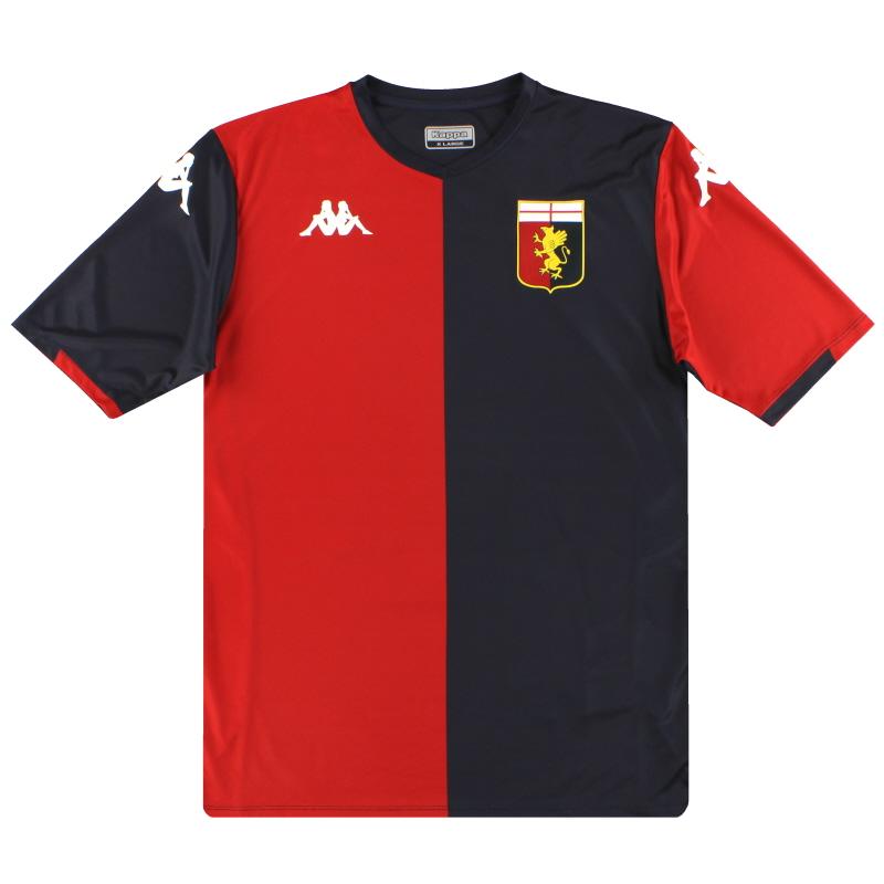 2019-20 Genoa Kappa Replica Home Shirt *As New* XL