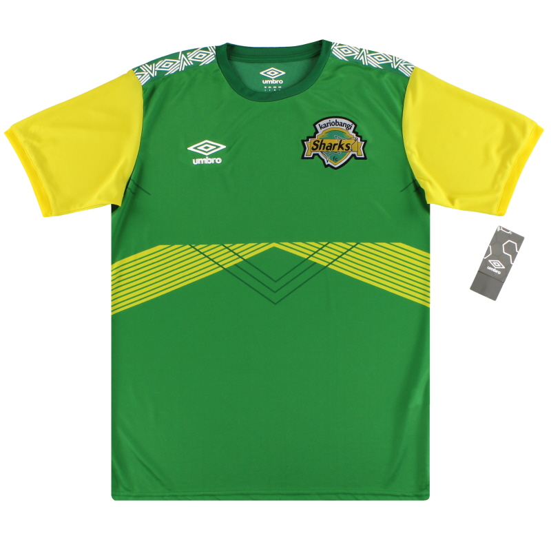2019-20 Kariobangi Sharks Umbro Home Shirt *w/tags*