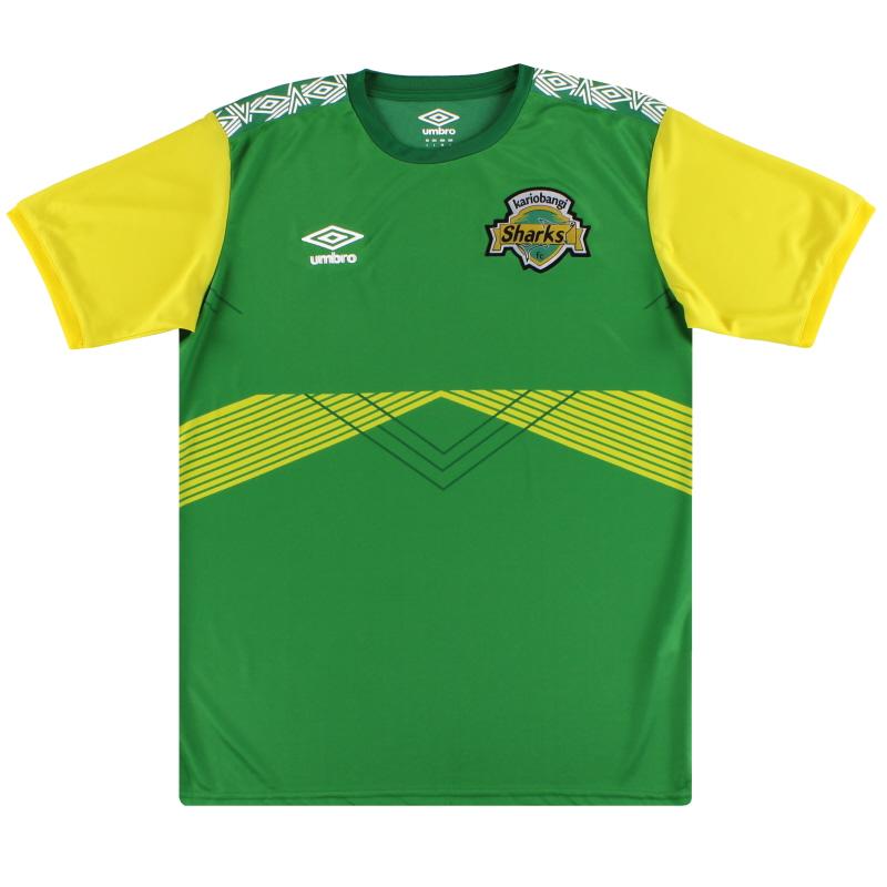 2019-20 Kariobangi Sharks Umbro Home Shirt *As New* M