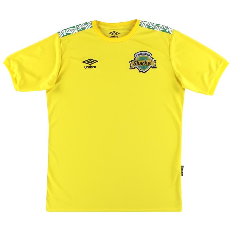 2019-20 Kariobangi Sharks Umbro Away Shirt *As New* XL