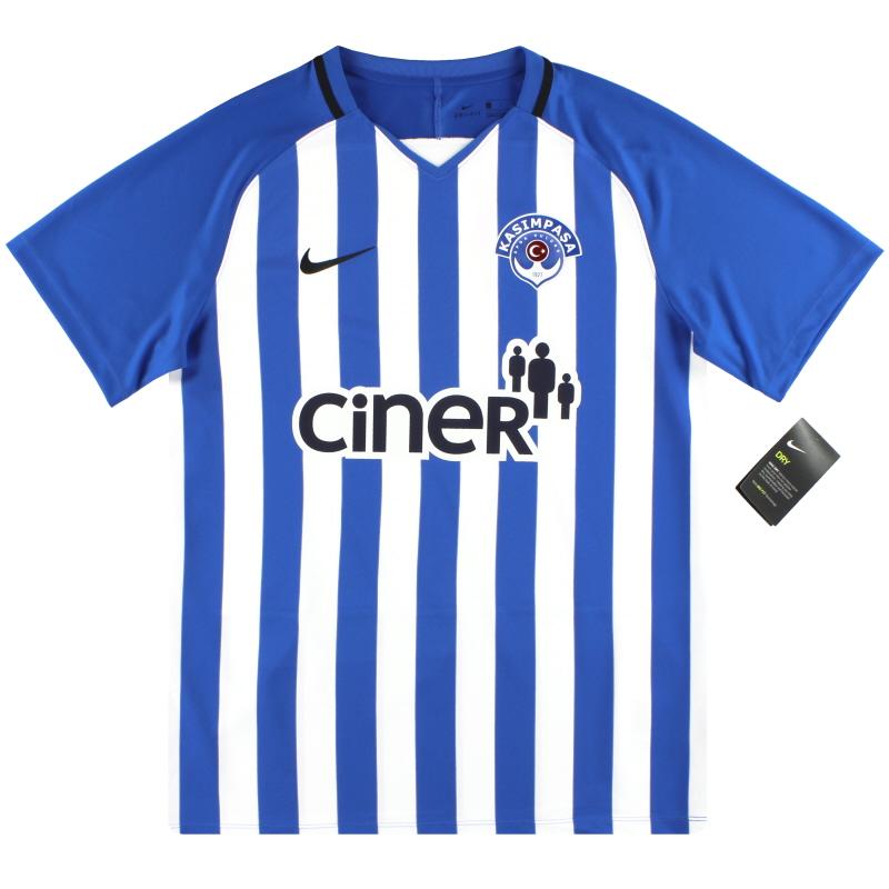 2019-20 Kasimpasa Nike Home Shirt *BNIB* - 894081-464