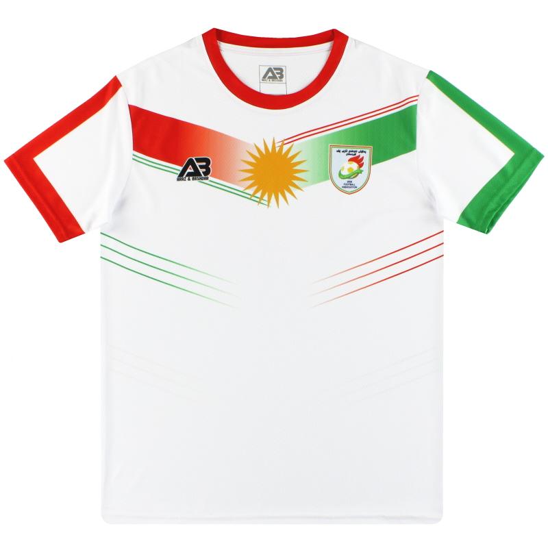 2019-20 Kurdistan Home Shirt *BNIB*