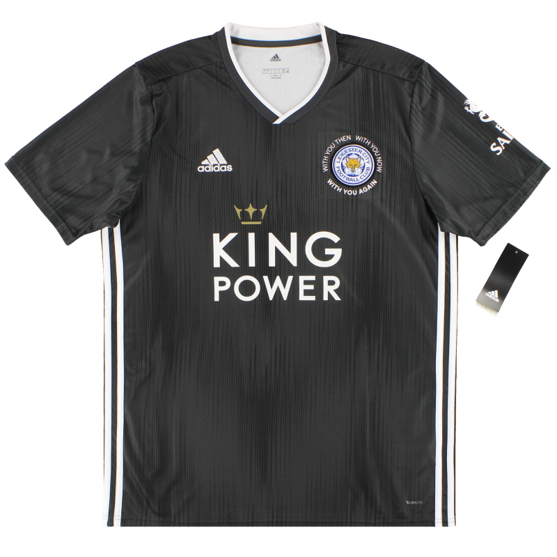 2019-20 Leicester adidas 'With You' Third Shirt *w/tags* M - DP3534