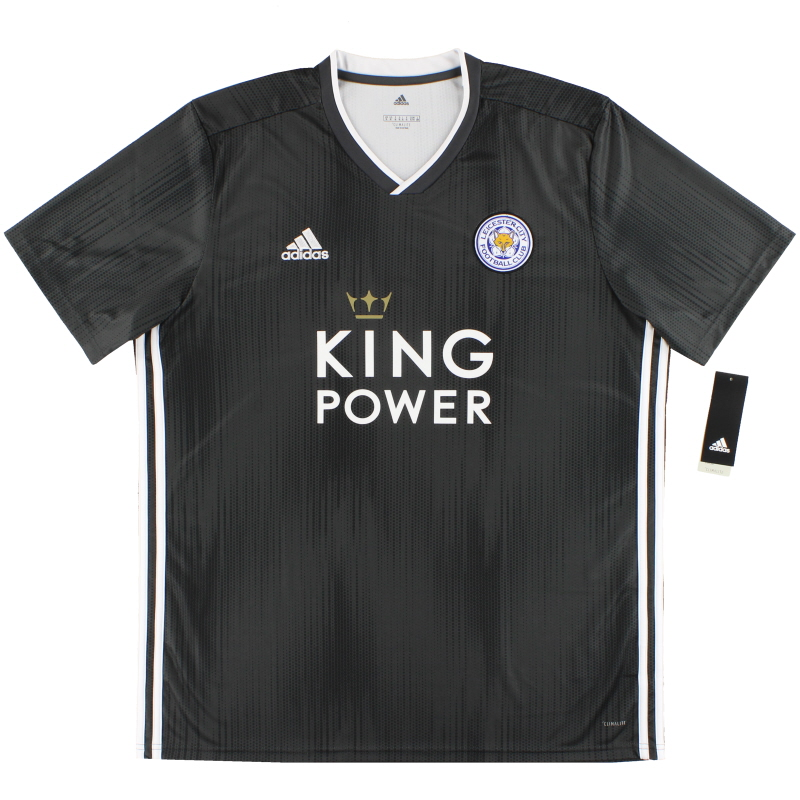 2019-20 Leicester adidas Third Shirt *w/tags* S - DP3534