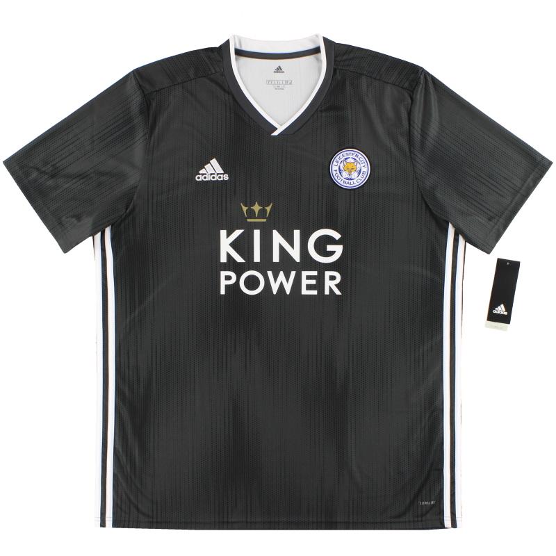 2019-20 Leicester adidas Third Shirt *w/tags* XXL - DP3534