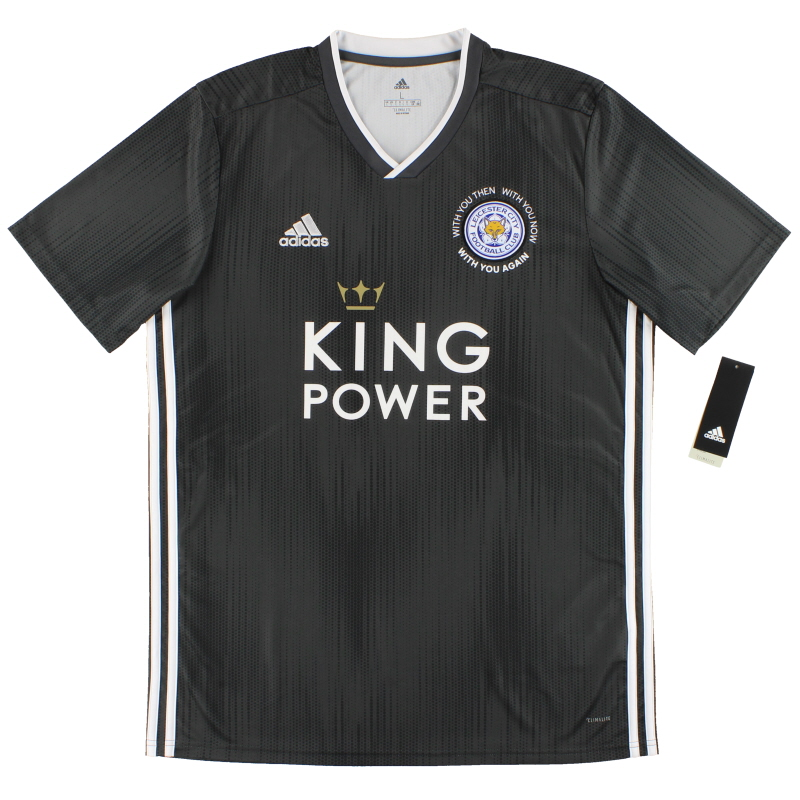 2019-20 Leicester adidas 'With You' Third Shirt *w/tags* L - DP3534