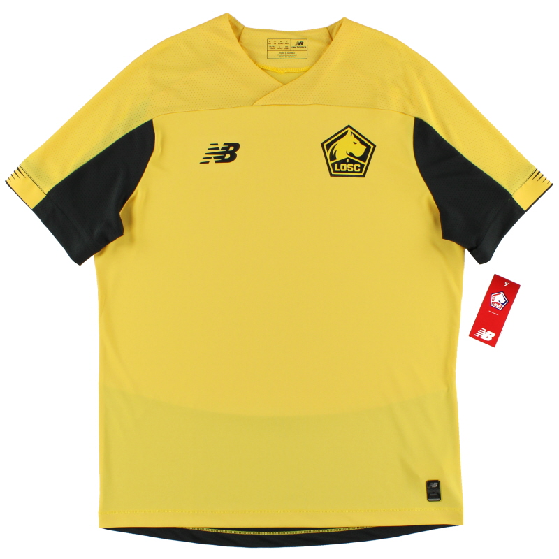 2019-20 Lille Away Shirt *w/tags* - MT930225