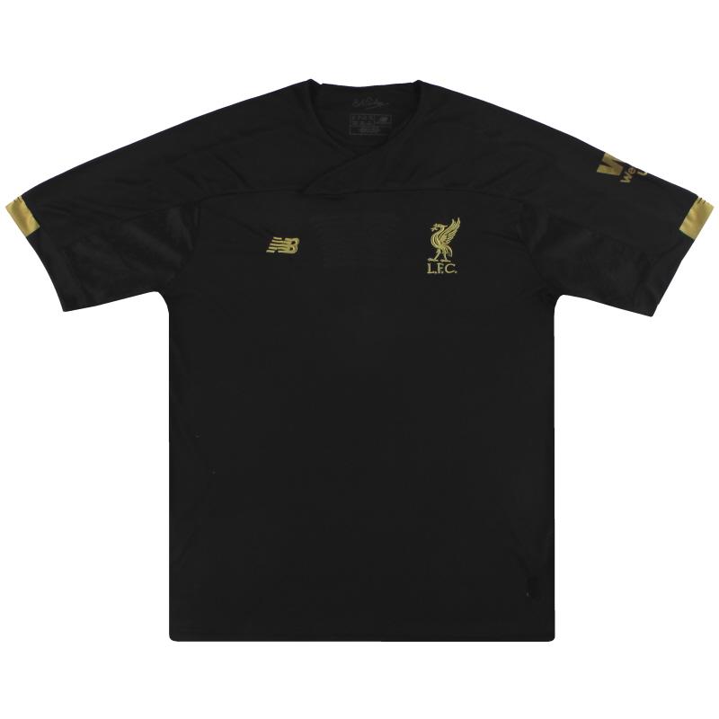 2019-20 Liverpool New Balance Goalkeeper Shirt XXL - MT830000