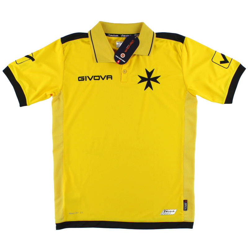 2019-20 Malta Givova Away Shirt *w/tags* M