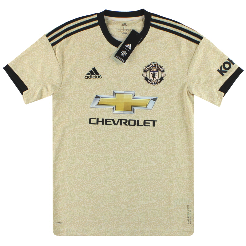 2019-20 Manchester United adidas Away Shirt *w/tags* S - ED7388