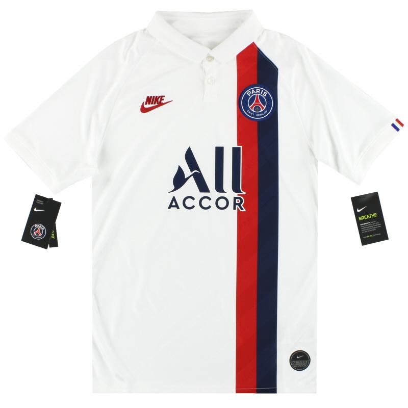 2019-20 Paris Saint-Germain Nike Third Shirt *BNIB* S - AT0033-102