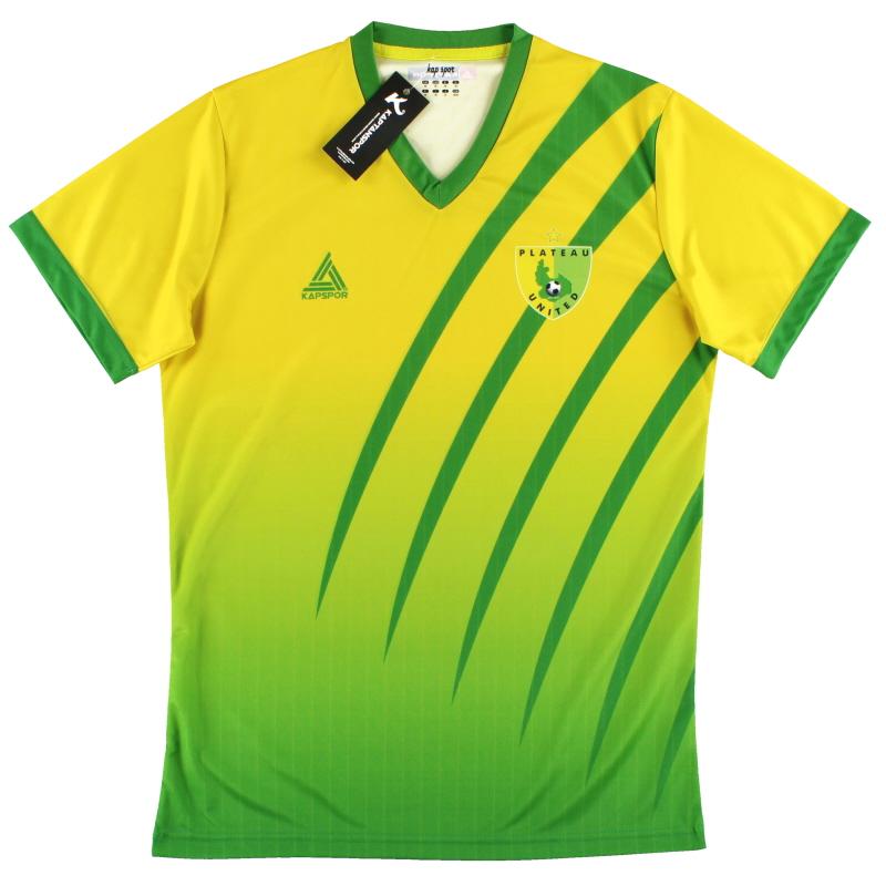 2019-20 Plateau United Kapspor Home Shirt *BNIB*
